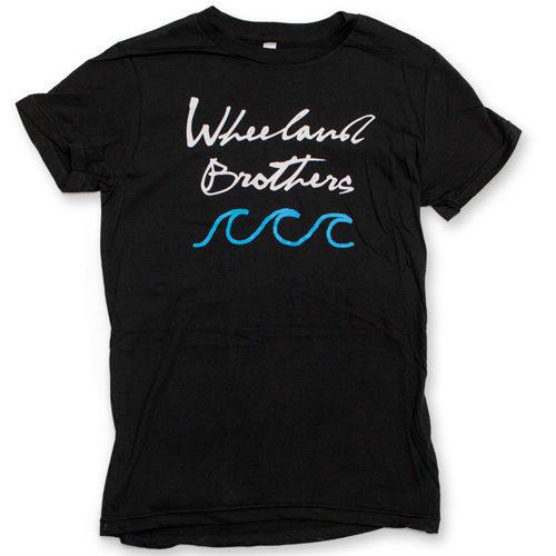 Womens Three Wave Shirt Wheeland Brothers