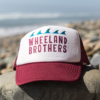 Beach wave surf hat trucker wheeland brothers