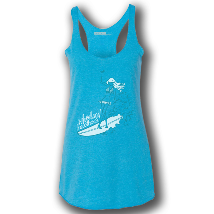 Wheeland Brothers Womens Tank