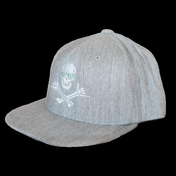 Wheeland Brothers Shaka Pirate Embroidered Hat