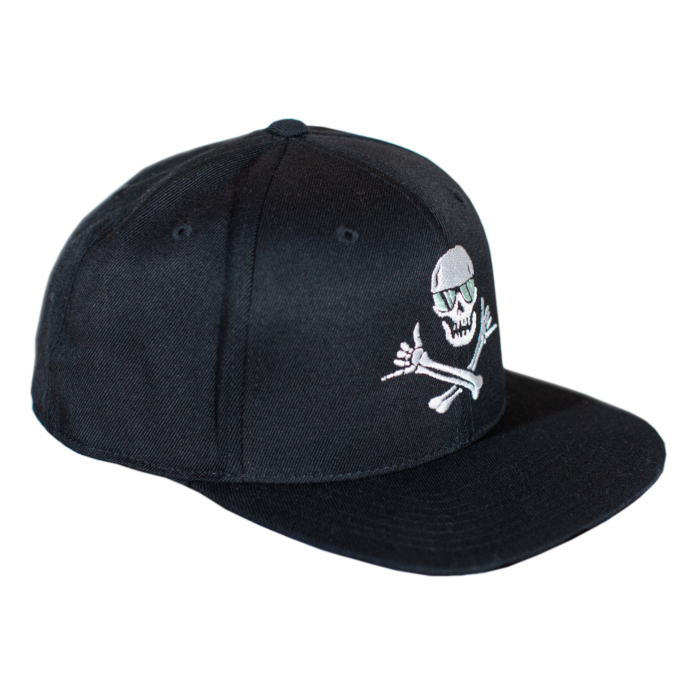 Wheeland Brothers Shaka Pirate Embroidered Hat