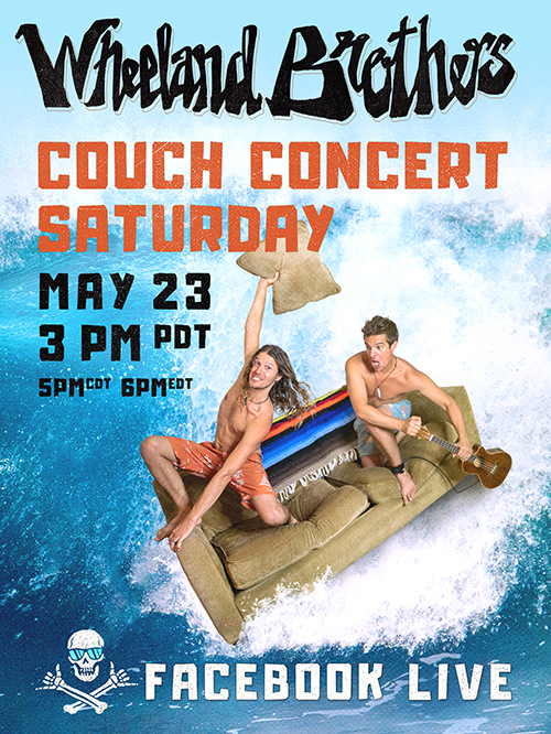 Couch Concert May 23